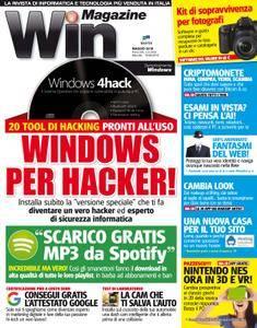 Win Magazine - maggio 2018