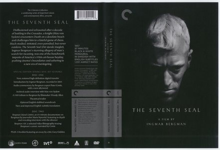 The Seventh Seal (1957) [The Criterion Collection #11] [Repost]