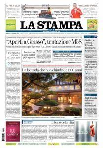 La Stampa Imperia e Sanremo - 5 Dicembre 2017