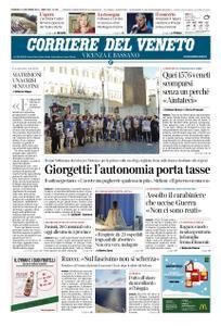 Corriere del Veneto Vicenza e Bassano – 16 dicembre 2018