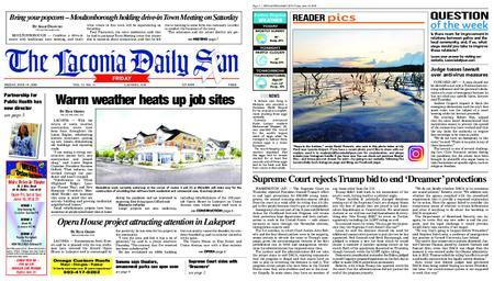 The Laconia Daily Sun – June 19, 2020