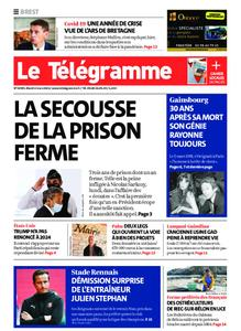 Le Télégramme Brest – 02 mars 2021
