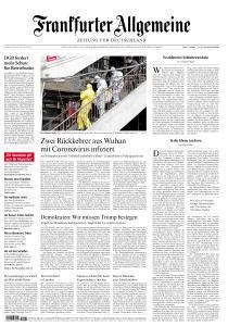 Frankfurter Allgemeine Zeitung - 3 Februar 2020