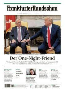 Frankfurter Rundschau Main-Taunus - 27. Juli 2018