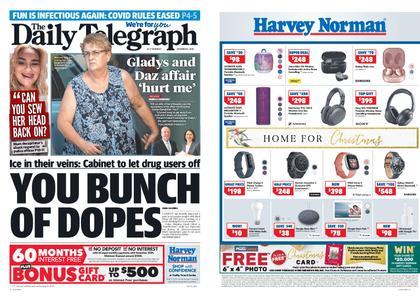 The Daily Telegraph (Sydney) – December 03, 2020