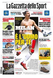 La Gazzetta dello Sport Roma – 13 novembre 2019
