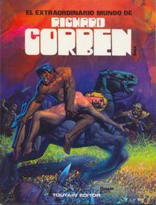Richard Corben - Mega Pack (1968-2010) Comics, Extras y Videos
