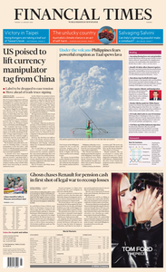 Financial Times Europe – 14 January 2020