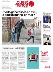 Ouest-France Édition France – 01 avril 2021