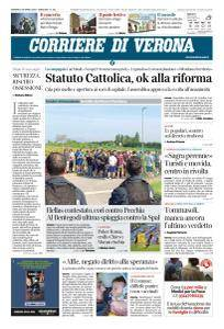 Corriere di Verona - 29 Aprile 2018