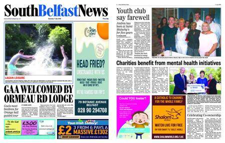 South Belfast News – July 05, 2018