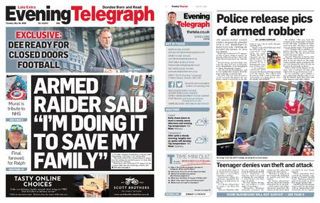 Evening Telegraph Late Edition – May 26, 2020