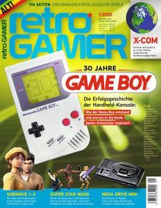 Retro Gamer Germany – Dezember 2019