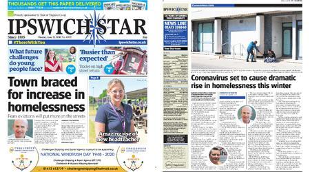 Ipswich Star – June 22, 2020