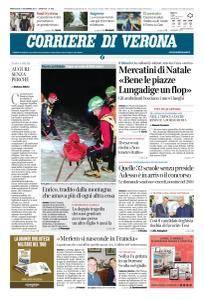 Corriere di Verona - 27 Dicembre 2017