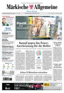 Märkische Allgemeine Dosse Kurier - 28. Juli 2018