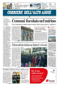 Corriere dell'Alto Adige – 25 ottobre 2020