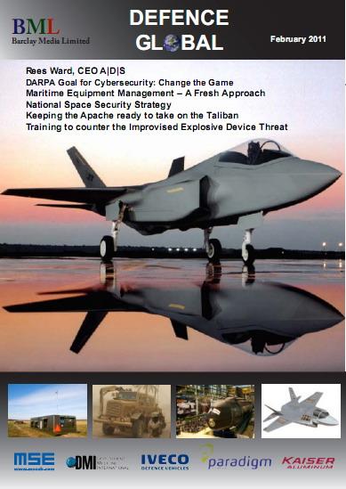 Defence Global Magazine February 2011