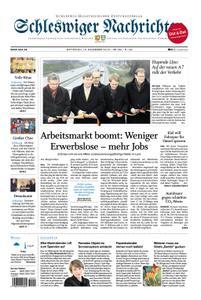 Schleswiger Nachrichten - 19. Dezember 2018