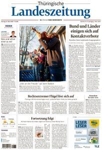 Thüringische Landeszeitung – 23. März 2020