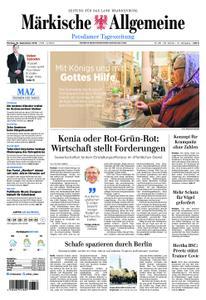 Märkische Allgemeine – 16. September 2019