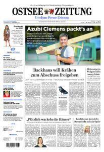 Ostsee Zeitung Wolgast - 21. September 2017