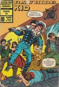 Sheriff Classics - 181 - Rawhide Kid - Postkoets Bewaker