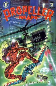 Propeller Man 002 1993 Dark Horse Rumor