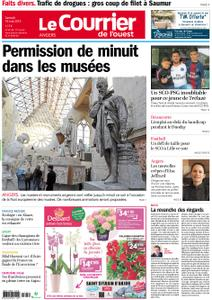 Le Courrier de l'Ouest Angers – 18 mai 2019