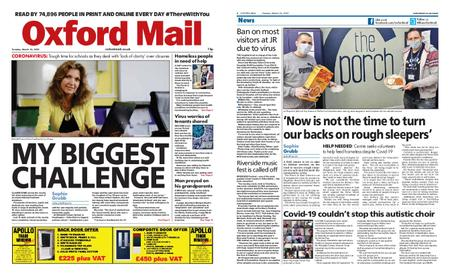Oxford Mail – March 24, 2020