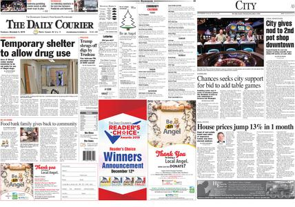 Kelowna Daily Courier – December 05, 2019