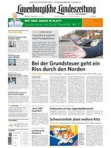 Lauenburgische Landeszeitung - 17. Januar 2018