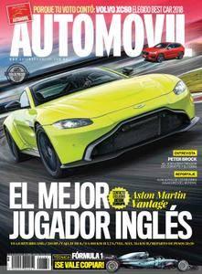 Automovil Panamericano - julio 2018
