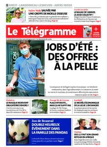 Le Télégramme Brest Abers Iroise – 03 août 2021