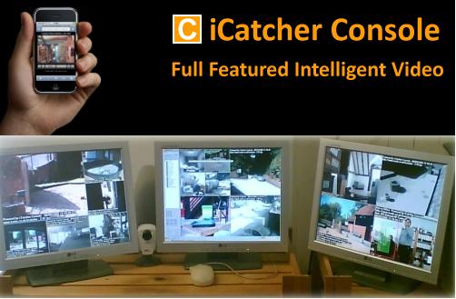Icatcher Console