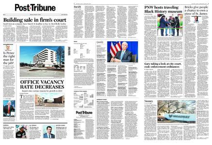Post-Tribune – March 02, 2020