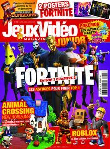 Jeux Vidéo Magazine Junior – mars 2020