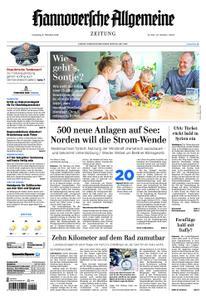Hannoversche Allgemeine Zeitung - 08. Oktober 2019