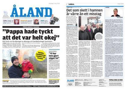 Ålandstidningen – 02 maj 2018
