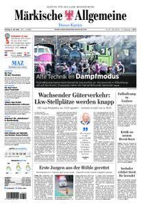 Märkische Allgemeine Dosse Kurier - 09. Juli 2018