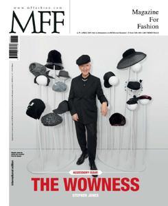 MFF Magazine For Fashion - Aprile 2019