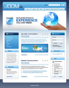 75 Joomla 2008-2009 Full Templates