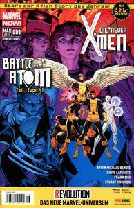 Die neuen X-Men 08 Panini 2014 Gur The E