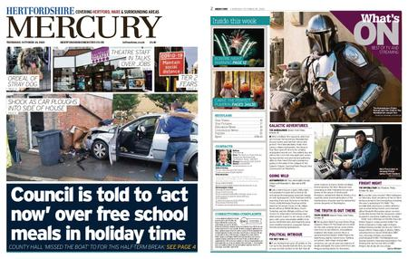 Hertfordshire Mercury – October 29, 2020
