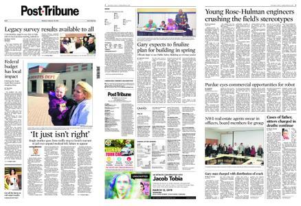 Post-Tribune – February 25, 2019