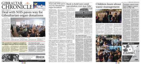 Gibraltar Chronicle – 05 February 2018