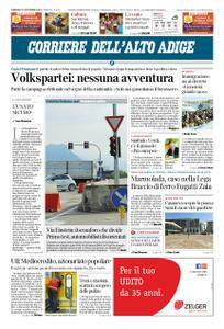 Corriere dell'Alto Adige – 23 settembre 2018