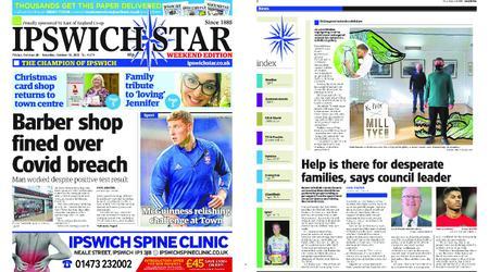 Ipswich Star – October 30, 2020