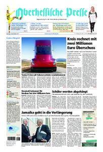 Oberhessische Presse Marburg/Ostkreis - 18. November 2017