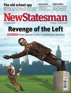 New Statesman - 25 September - 1 October 2015